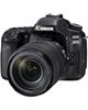 Canon دوربین دیجیتالEos 80D EF Sهمراه لنز18-135میلی مترf/3.5-5.6IS USM