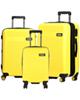 - مجموعه سه عددی چمدان نشنال جئوگرافیک مدل  AERODROME 700509 - زرد