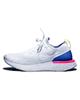 NIKE کفش مخصوص دویدن زنانه مدل Epic React Flyknit - سفید آبی صورتی