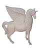 - مجسمه مدل اسب افسانه ای تک شاخ بالدار باستان کد HAmnSt