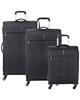 لوازم سفر- مجموعه سه عددی چمدان رونکاتو مدل IRONIK