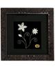 - تابلو نقره سالی وان طرح گل های بهاری مدل 11-16