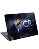 - استیکر لپ تاپ طرح cristiano ronaldo کد cl-183 برای 15.6 اینچ