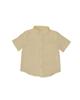 - پیراهن نوزادی مدل 664te - لیمویی ساده - آستین کوتاه
