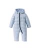 لباس نوزادی - سرهمی نوزادی لوپیلو مدل bl1 - آبی روشن