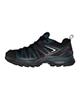 Salomon کفش مخصوص پیاده روی زنانه مدل 407862 MIRACLE - مشکی سبزکله غازی