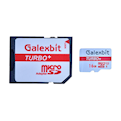 microSDHC مدل Turbo+ Class 10 UHS-I 80MBps 16GB + Adapter
