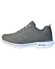 - کفش مخصوص پیاده روی زنانه کد SAL-11 - خاکستری روشن - پارچه