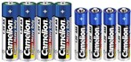 باتری و پایه شارژ Camelion Super Heavy Duty AA And AAA Battery - قلمی و نیم قلمی