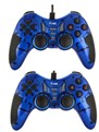 G.P.X9 Double Gamepad With Shock