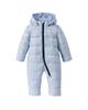 لباس نوزادی - سرهمی نوزادی پسرانه لوپیلو مدل 492as - آبی روشن