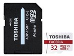 32GB-EXCERIA M302-EA UHS-I U1 microSDHC With Adapter