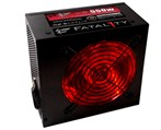 Fatal1ty 400W PSU-EU - Red Light