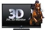 تلویزیون سه بعدی- 3D TV  JVC GD-463D10