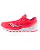 Saucony کفش ورزشی زنانه مدل ZEALOT ISO 3 - گلبهی روشن