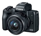 EOS M50 Mirrorless 15-45mm IS STM
