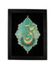 - تابلو معرق هُم آدیس طرح خوشنويسی علی ولی الله کد TJa 116