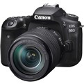 Canon EOS 90D DSLR kit 18-135mm