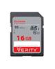 VERITY کارت حافظه SDHCمدل 16GB-V30 کلاس 10 استاندارد UHS-I سرعت 95MBps
