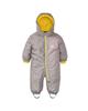 لباس نوزادی - سرهمی نوزادی لوپیلو کد VE001 - خاکسستری روشن