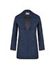 لباس زنانه بارانی زنانه السانا مدل ژاکلین کد 71104 - سرمه ای