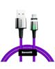 Baseus کابل تبدیل USB به USB-C مدل Zinc طول 1 متر