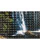 - استیکر لپ تاپ مدل SKINS-53مناسب برای لپ تاپ 15.6 اینچ-طرح آبشار
