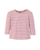 lupilu تی شرت نوزادی کد lusb024 - صورتی - راه راه - آستین بلند
