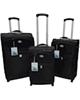 لوازم سفر- مجموعه سه عددی چمدان تاپ استار مدل t3