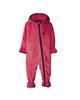 لباس نوزادی - سرهمی نوزادی لوپیلو کد 4442 - سرخابی