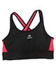 لباس زنانه نیم تنه ورزشی زنانه تامی لایف مدل 2209 - مشکی گلبهی