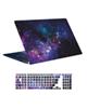 - استیکرتوییجین و موییجین طرحSpace کد 64برای15.6 اینچ+برچسب کیبورد