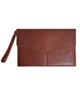 - کیف تبلت چرم طبیعی مژی مدل TA10 مناسب برای تبلت 10 اینچی
