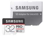 microSDHC With Adapter100MBps 32GB-Pro Endurance UHS-I Class 10