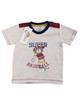 ONYX تی شرت آستین کوتاه نوزادی پسرانه طرح بیسبال کد 017 - شیری