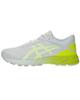 asics کفش مخصوص دویدن زنانه مدل  Dyna Flyte - سفید سبز فسفری - پارچه