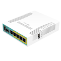 روتر routerboard hEX PoE RB960PGS 5port Gigabit Ethernet Router
