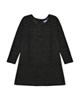 - پیراهن نوزادی دخترانه لوپیلو مدل lupilu LU-290077 - مشکی ساده