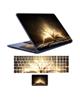 - استیکر لپ تاپ مدل holy book لپ تاپ 17 اینچ + برچسب فارسی کیبورد