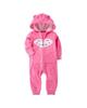 لباس نوزادی - سرهمی نوزادی کارترز کد 5586 - صورتی