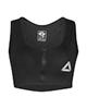 لباس زنانه نیم تنه ورزشی زنانه کد RB0172bl - مشکی