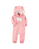 لباس نوزادی - سرهمی نوزادی دخترانه کارترز کد 1019 - صوررتی