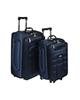 - مجموعه دو عددی چمدان پولو کد 1001 - سرمه ای - کوردورا