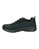 Skechers کفش مخصوص پیاده روی زنانه مدل MIRACLE 12964BBK - ذغالی - پارچه
