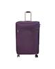 - چمدان پارتنر کد B026 سایز متوسط - بنفش تیره