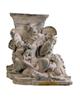 تندیس و پیکره شهریار مجسمه پلیاستر مدل تندیس آریو برزن کد M400