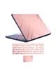 - استیکر لپ تاپ کد pnk-01 به همراه برچسب حروف فارسی کیبورد