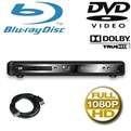 پخش کننده بلو-ری- Blu-Ray Player HP  BD-2000 Blu-ray Disc Player