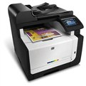 دستگاههای چندكاره HP  CM1415- LaserJet Pro Color Multifunction Printer