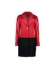 لباس زنانه پالتو زنانه آرمانی اکسچنج مدل 6ZYK05YNEBZ-0497 - قرمز مشکی